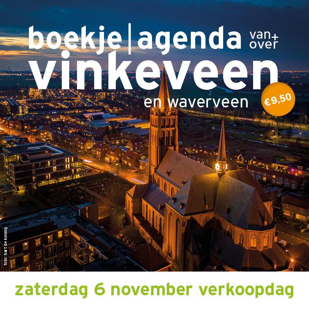 Vinkeveen Agenda 2022: bestel 'm hier!