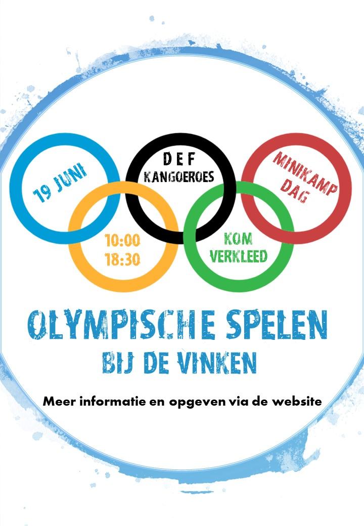 Olympische Spelen minikamp